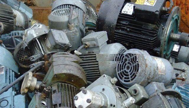 Electric Motor Scrap (2)