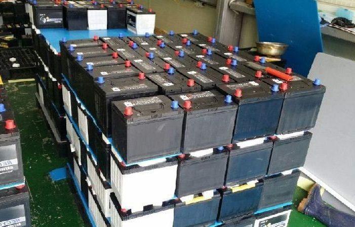 Lead Batteries Scrap (2)