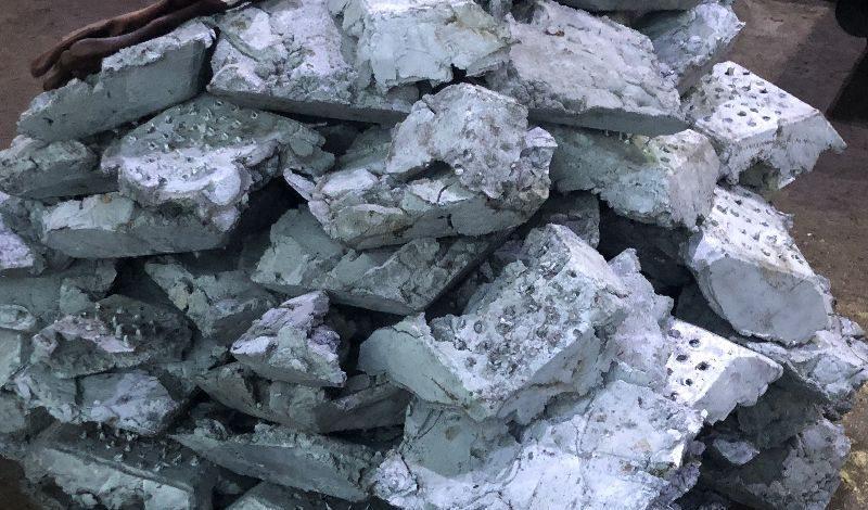 Zinc Dross (2)